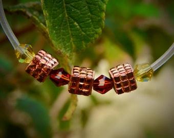 Elegant Cube Bracelet