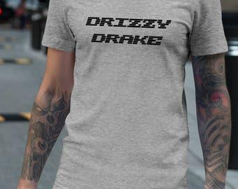Drake Fleece Drake Merch Drizzy Drake Shirt #R