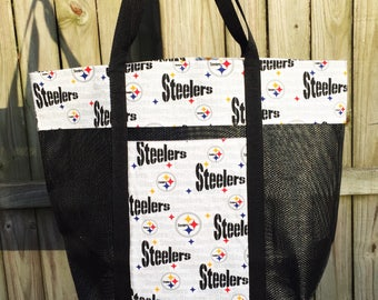 Pittsburgh Steelers Tote