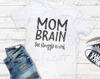 Mom Brain Struggle is Real~Free Shipping!