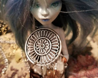 Ooak Customized Monster High doll