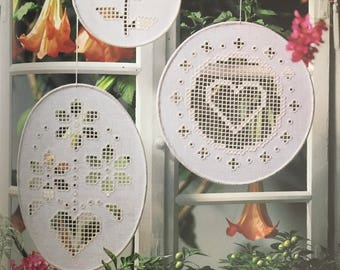PDF Hardanger Embroidery Window Pictures