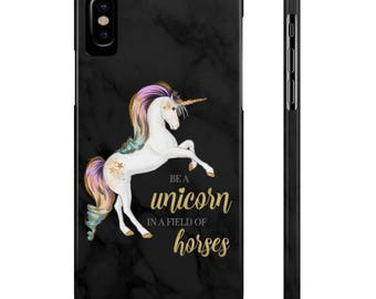 Rainbow Unicorn Phone Case, iPhone 7 Case, iPhone 6 Case, iPhone Case, Unicorn Phone Case, Unicorn iPhone Case, iPhone 7 Plus Case, Unicorn