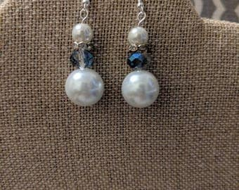 Three Beaded Dangles