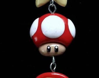 Super Mario Bros. dangle magnet