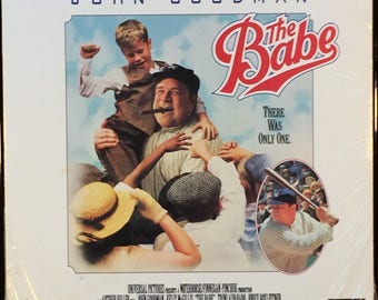 Framed Sports Movie Artwork - The Babe with John Goodman