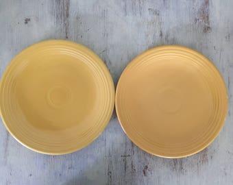 """Vintage Fiestawear Chop plate 12"""""""