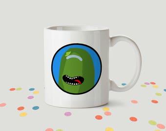 Rick & Morty Ceramic Mug