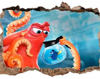 Hank Octopus Etsy