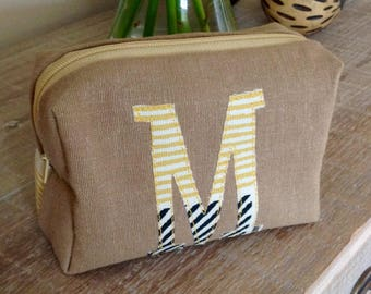Personalised Hand Stitched Bag