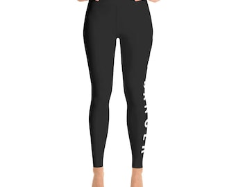 Pole Dancer Yoga Leggings