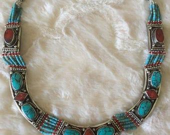 Tibetan necklace