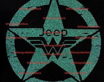 Wonder Woman Jeep Shirt