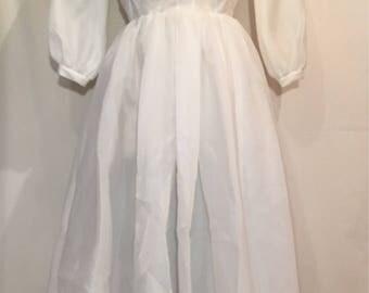Vintage Type Wedding Dress