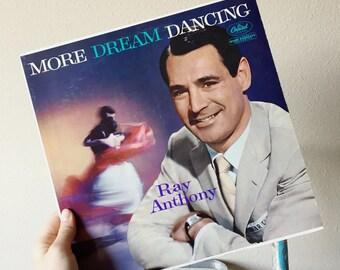 Ray Anthony, More Dream Dancing, 1959 Vinyl