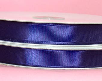 "navy grosgrain ribbon- 7/8""x10yds**on sale now**"