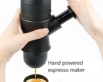 how to use avancer espresso maker