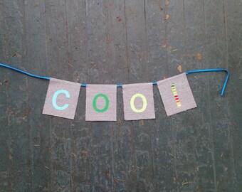 COOL banner (Denim Feel-Good series)