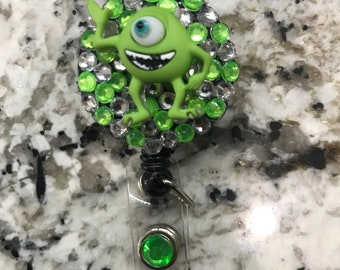 Monsters Inc. Badge Reel