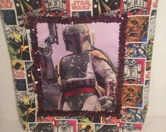 Star Wars: Boba Fett tote bag
