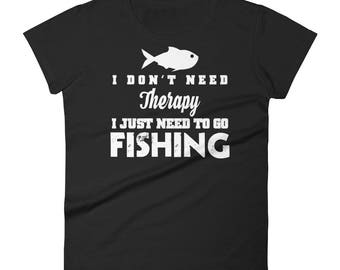 Get your fishing gear and your fishing equipment ready. Wether you catch flying fish or bass fishing. This shirt will get the message across