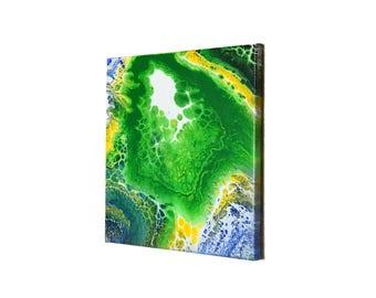 Original Fluid Art, Acrylic Pour Art, Abstract Fluid Art, Abstract Pour, Fluid Painting, Original Painting, Acrylic Painting, Flow Art