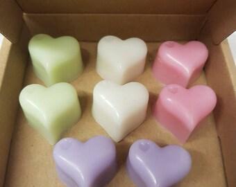 Jo malone inspired wax melt box. 100% natural vegan friendly wax