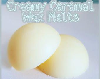 Creamy Caramel Wax Melts (pack of 5)