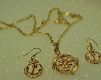 Anchor's Away Nautical Jewelry