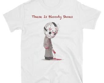 popular scary t shirt