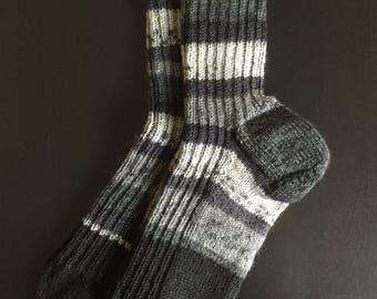 Hand Knitted Socks nr 21