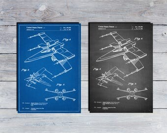 Star Wars X Wing Printables, Starwars Art, Star Wars Character, X Wing Print, Star Wars Wall Art, Skywalker, Empire Strikes Back, X Wing