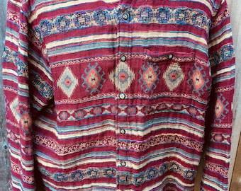 The Territory Ahead mens cotton shirt