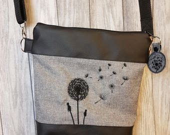 Handbag Steam Flower