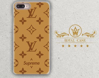 LV, iPhone 7 Plus case, Supreme, iPhone 8 Case, iPhone 7 case, iPhone 6S Case, iPhone 6S Plus Case, iPhone 8 Case, iPhone 8 Plus Case, 253