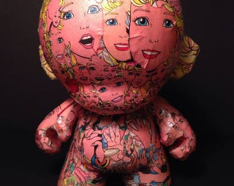 Outrageous Barbie Munny 7""