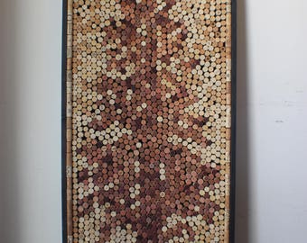 Wine Cork Artwork