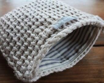 Peggy Sue Crocheted Purse