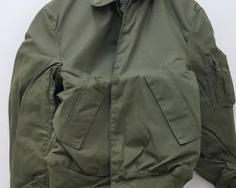 Cold Weather Flyer's Jacket-NEW-SL