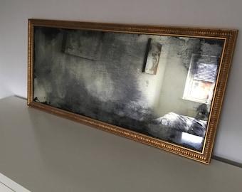 Distressed Mirror 006