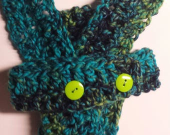 Wee One's (Toddler) Scarf and Headband