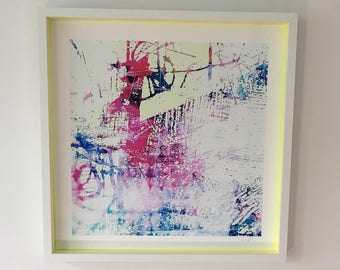 Abstract Giclee Print
