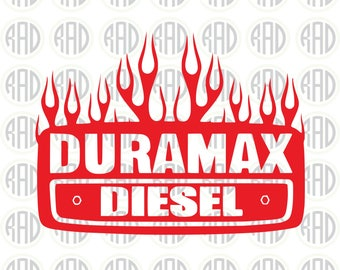 Download Duramax decal | Etsy
