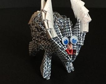 Handmade Chinese Paper Zodiac Ox
