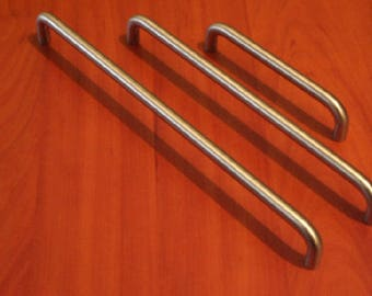 Stainless steel handles for drawers,cabinets doors etc.