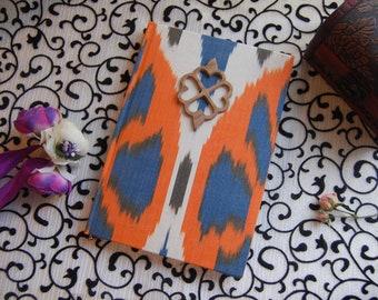 Uzbek decorative handmade notebook A5