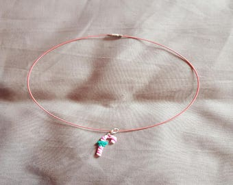 Necklace with Candy
