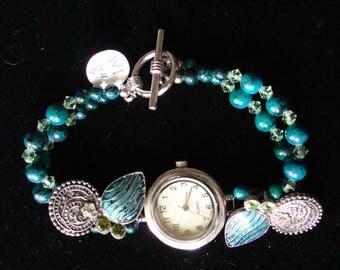 Handmade One-of-a-kind Watch
