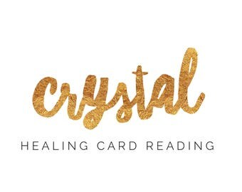 Crystal Healing Card Reading