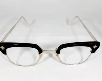 Vintage Bausch & Lomb (BL Saftey) Eyeglasses Frames